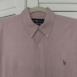 Ralph Lauren 15.5/33 button down longe sleeve shir